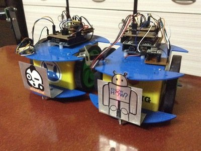 Swarm Bots: Assembly and Co-operative Transport – Hackster.io