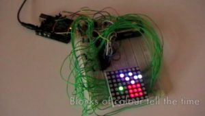The BlokClok Project on Vimeo