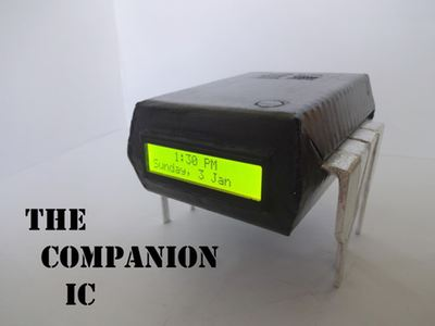 The Companion IC – Hackster.io