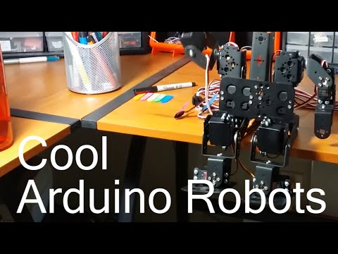 Top 10 Arduino Robot Projects – YouTube