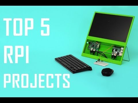 Top 5 RaspberryPi based projects ▶2 – YouTube