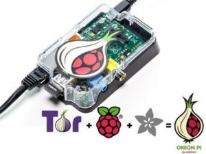Turning the Raspberry Pi into a onion router. – YouTube