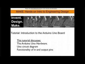 Tutorial: Arduino Uno Hardware – YouTube