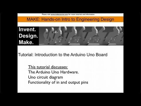 Tutorial: Arduino Uno Hardware – YouTube