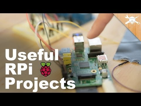 Use a Raspberry Pi to Fix Everyday Problems. Become the Office Hero! – YouTube