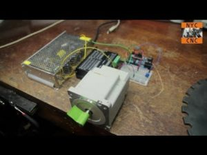 Use Arduino to Control a Large Stepper Motor! Part 1 – YouTube