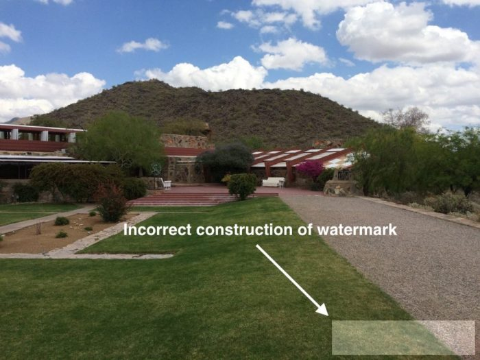 Watermarking images with OpenCV and Python – PyImageSearch