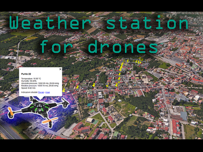 Weather Station for Drones – Hackster.io