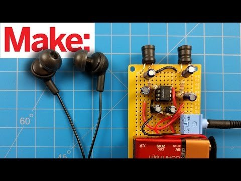 Weekend Project: Sample Weird Sounds from Electromagnetic Fields – YouTube
