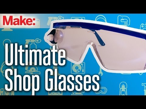 Weekend Project: Ultimate Shop Glasses – YouTube