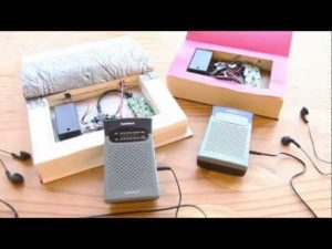 Weekend Projects – Covert Listening Book – YouTube