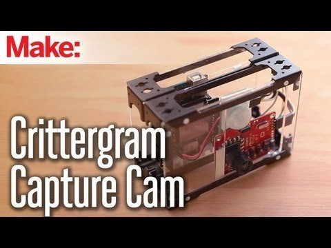 Weekend Projects – Crittergram Capture Cam – YouTube