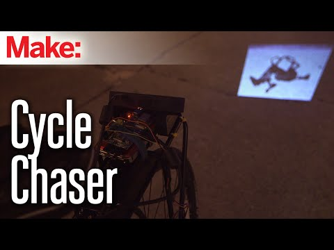 Weekend Projects – Cycle Chaser – YouTube
