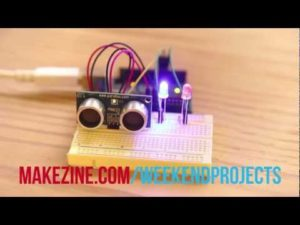 Weekend Projects – Hot/Cold LEDs – YouTube