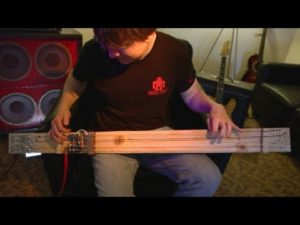 Weekend Projects – Infrared String Bass – YouTube