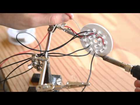 Weekend Projects – Little Big Lamp – YouTube