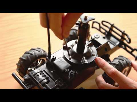 Weekend Projects – Mini Rover Redux – YouTube