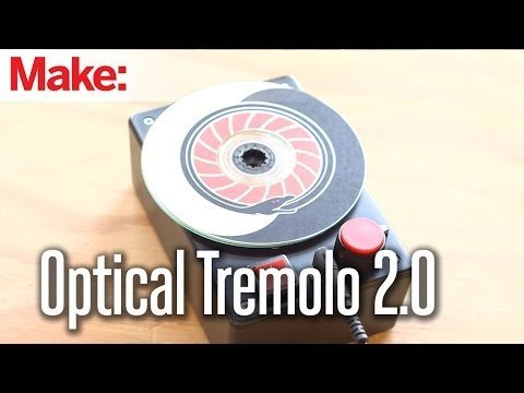 Weekend Projects – Optical Tremolo 2.0 – YouTube