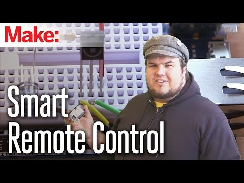 Weekend Projects – Smart Remote Control – YouTube