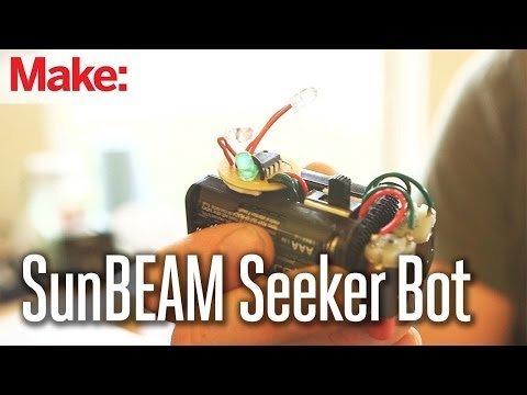 Weekend Projects – SunBEAM Seeker Bot – YouTube