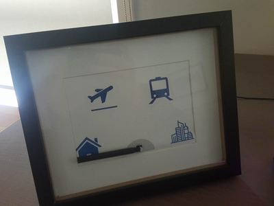 Where am I? Photo Frame that Shows your Location – Hackster.io