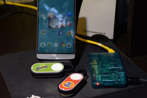 Wireless Doorbell – (Raspberry PI & Amazon Dash)