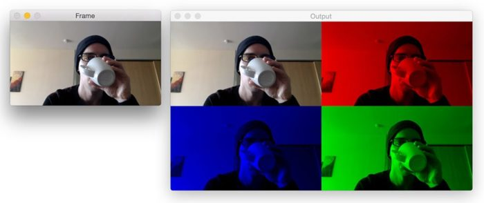 Writing to video with OpenCV – PyImageSearch