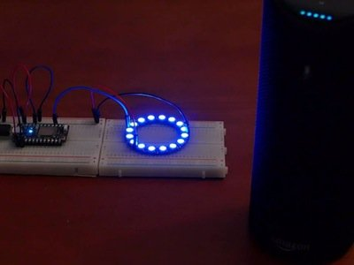 Alexa, turn on the light – Hackster.io