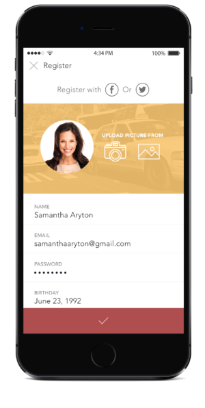Turn-key solution to Start your very own  Uber like Taxi App. The suite contains: – 2 And ...