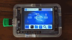 How to Build a Portable Hacking Station with a Raspberry Pi and Kali Linux