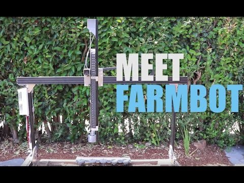 Meet FarmBot – YouTube