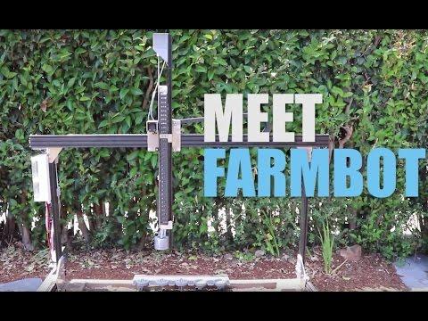 Meet FarmBot – YouTube
