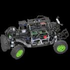 Rapid Autonomous Complex-Environment Competing Ackermann-steering Robot – GitHub