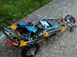 Voice Controlled K'nex Car – Hackster.io