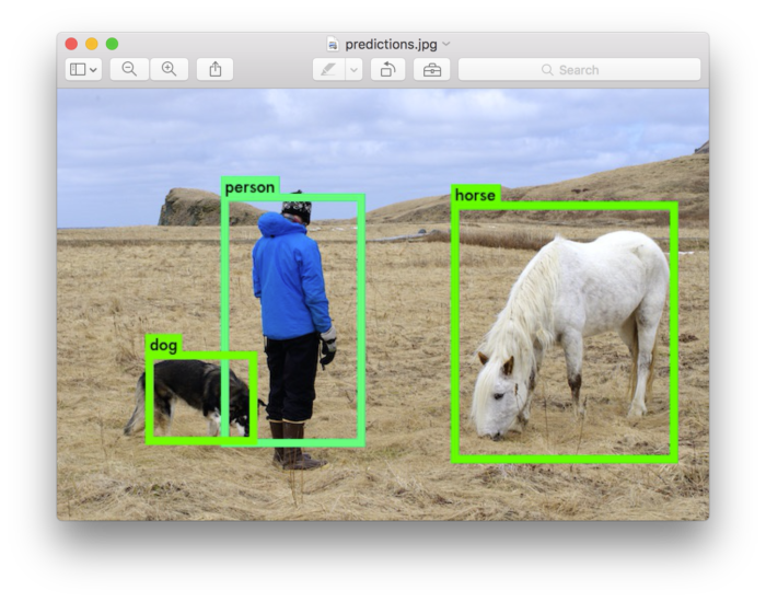 YOLO: Real-Time Object Detection
