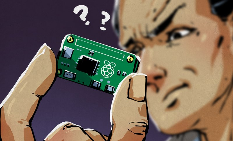 Firing Up a Raspberry Pi Zero | Hackaday