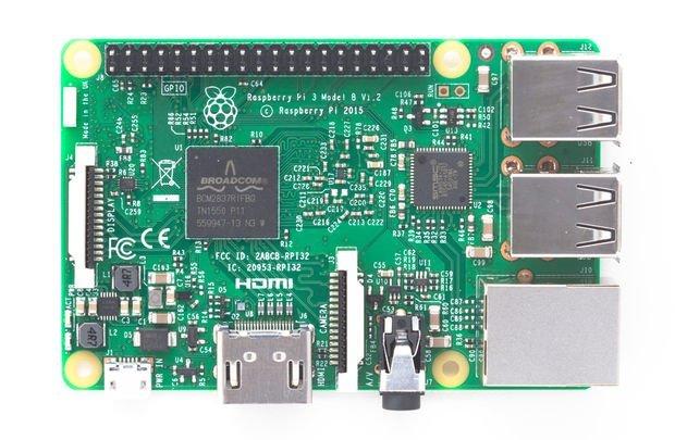 Installing ROS on a Rasberry Pi 3