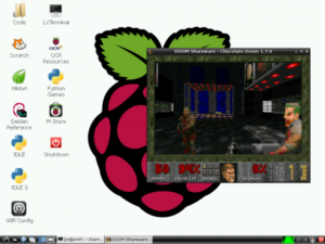 Setting up Raspbian (and DOOM!) – learn.sparkfun.com