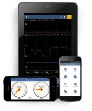 Chariot Gauge | Automotive Gauges On Your Phone or Tablet!Chariot Gauge