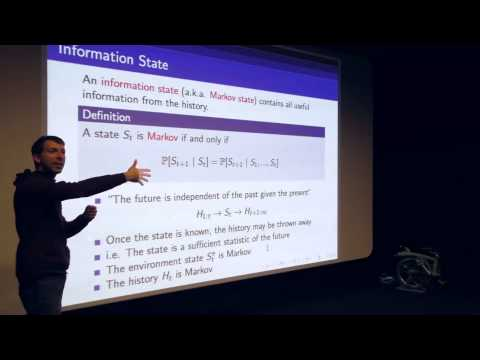 RL Course by David Silver – Lecture 1: Introduction to Reinforcement Learning