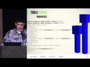 ROSCon 2012 – URDF and You – YouTube