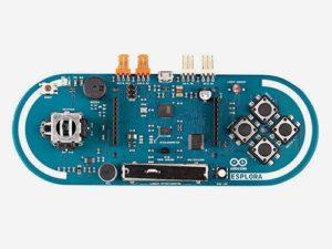Arduino – ArduinoBoardEsplora