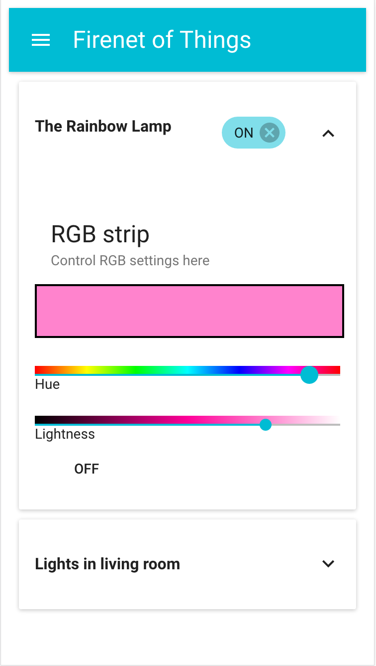 $4 SmartHome using ESP8266 and Firebase. Smart LED strip, light control, IFTTT, Siri, mobile…