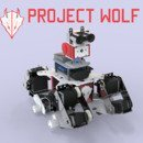 Project Wolf : Iot Multiterrain Quadruped with Raspberry Pi 2  The concept of this robot design  ...