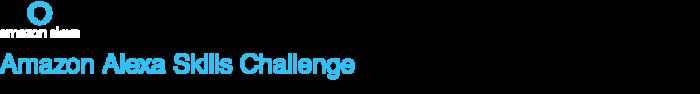 Amazon Alexa Skills Challenge | Devpost