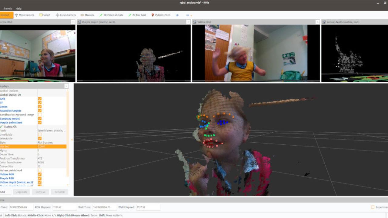 3D head pose estimation using monocular vision | Codemade io