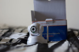 Hack a $30 WiFi Pan-Tilt Camera – Video, Audio, and Motor Control With Python