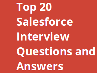 Salesforce interview questions and answers – Online Interview Questions