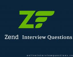 12 Best Zend Framework Interview Questions 2018 – Devquora: Zend Framework is one of the p ...