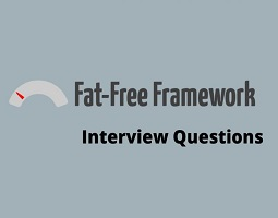 Fat Free Framework interview questions 2018 – Devquora: Fat-Free Framework is an open-sour ...